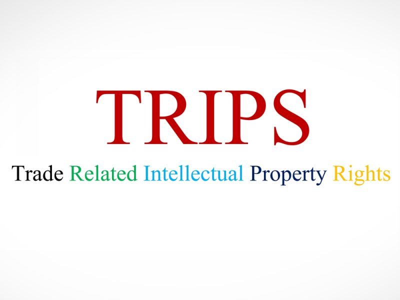 Note on TRIPS